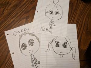 Mia family characters