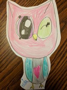 Mia owl