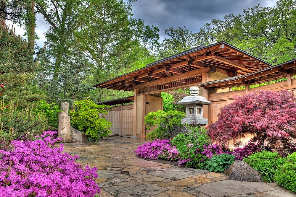 Inspiration Destination Anderson Japanese Gardens Rockford Il